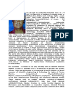 Dr.A.B.Rajib Hazarika ,PhD,FRAS,AES's IIEM Achievers' who is who