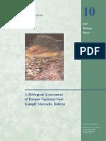A Biological Assessment of Parque Natural Noel Kempff Mercado, Bolivia