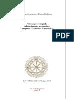 """ARMANDO, David - BELHOSTE, Bruno. Per una prosopografia del movimento mesmerista. Il progetto """"Harmonia Universalis"""". Laboratorio dell'ISPF. 2015, vol. XII."""