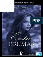 Entre Brumas - Raquel R. Gallagher