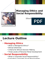 6 Ethics and Social Responsibilty