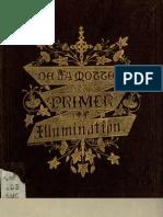 A Primer of the Art of Illumination 1874