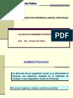 Diapositiva 1 Planeamiento Estrategico