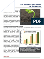 68. Nutrientes y Calidad de Las Semillas