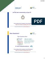 ACS Webinar Drug Targets Final w Polls for Upload2