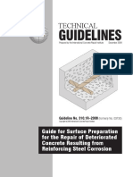 ICRI - Guide for Surface Preparation for the Repair of Deteriorated Concrete Resulting From Reinforcing Steel Corrosion 2008 (2016!05!03)