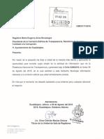 Solicitud Información USR 0177 2016