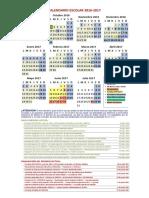Calendario Escolar Madrid 2016-2017 - Notilogía