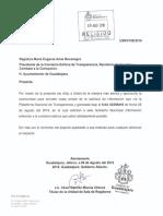 Solicitud Información USR 0188 2016