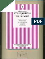 ANUARIO ININCO / Investigaciones de la Comunicación. VOL7. 1995. Texto completo para coleccionar. Versión Digital.