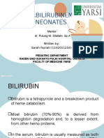 referat hiperbilirubinemia