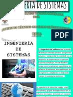 INGENIERIA DE SISTEMAS CIMM