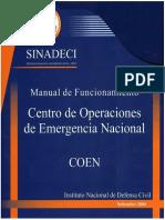 Manual de Funcionamiento - Coen