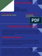 Proyecto de Vida David Alberto