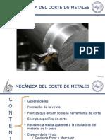 T3 Mecánica Del Corte de Metales
