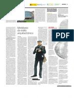 Periódico La Verdad Diseño Objetos 2 Feb 2013 Jose Francisco Garcia Sanchez Arquitecto Periodico