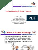 Motion Planing