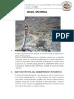 Estudio Topografico San Juan de Pampas