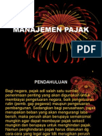 MANAJEMEN PAJAK-1