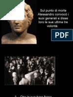 Alessandro Magno e Il Tempo