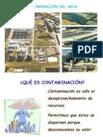 Contaminacion Agua