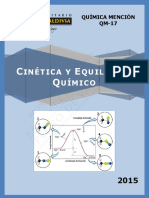 QM17-15 Cinética y Equilibrio Químico