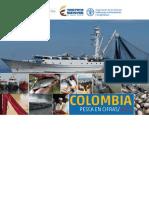 Pesca en Cifras Colombia 2014