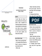 Programacao_olhares Sobre Teresina