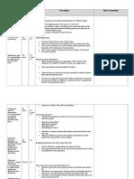 RPL TP6 Procedure Page