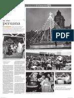 Recuerdos de una Navidad a la peruana
