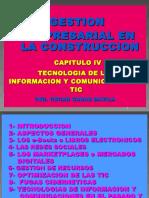 GEC CAP IV. TIC (R7)