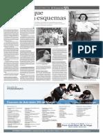 Peruanas que rompieron esquemas