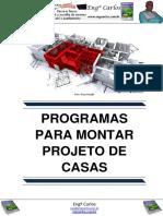 Programas para Montar Projeto de Casas