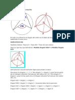 Teorema Del Ángulo Inscrito
