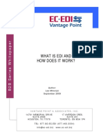 White Paper What is Edi