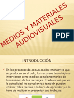 Medios y Materiales Audiovisuales.pptx