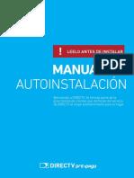 Manual Autoinstalacion antena Satelital