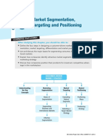 5 Market Segmentation Targeting and Posi