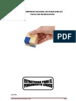 225668455 Estrategias Para El Pensamiento Logico Pca 2011