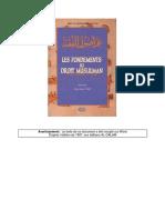 Les Fondements Du Droit Musulman - Ilm Ousoul Al-fiqh