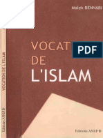 Vocation de l'Islami - Malek Bennabi
