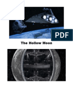 The hollow moon