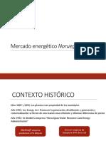 Mercado Energético Noruega