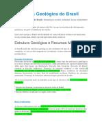 Estrutura Geológica do Brasil.docx