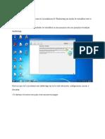 Informe virtualbox