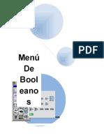 Descripción de Las Funciones Booleanas