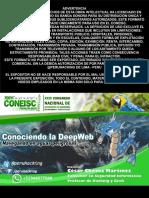 Conociendo la DeepWeb