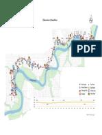 Edmonton marathon route map