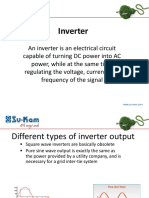 Home Inverter Introduction