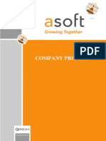 Asoft Profile En